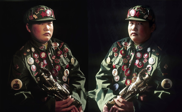 , 'A young man from Chifeng ,' 2006, Association March Art