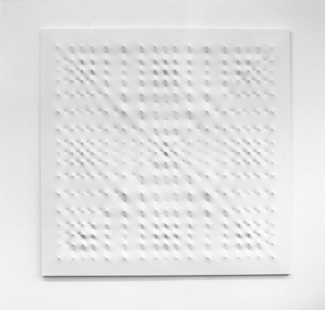 , 'Superficie Bianca,' 2002, Galerie Greta Meert
