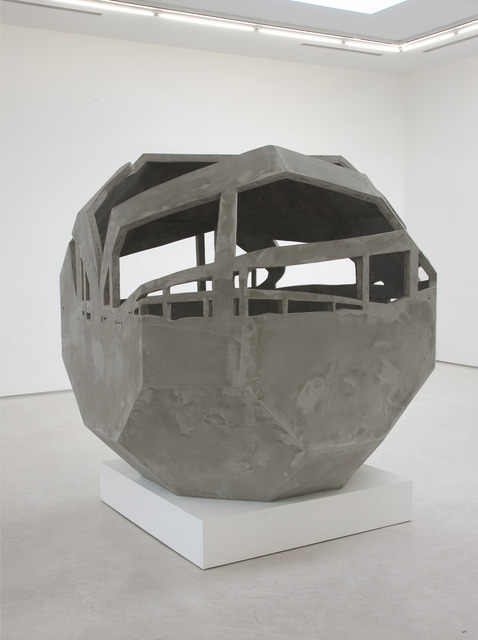, 'A Monument to Infrastructure (Bunker #1),' 2013, Roberts & Tilton