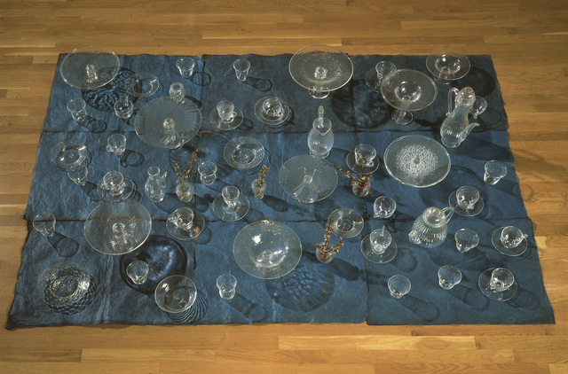 , 'Salvers and Teacups,' 1996, Pace Gallery