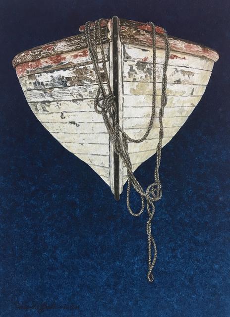 , 'Bowline,' 2017, Peninsula Gallery