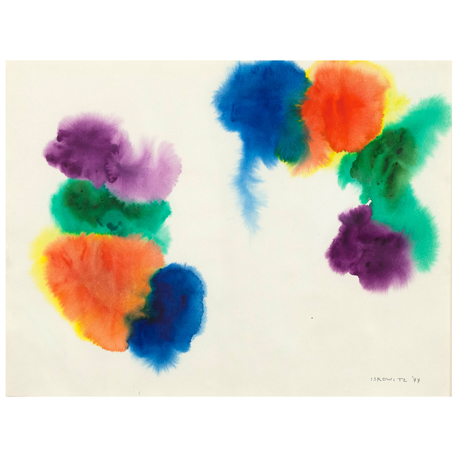 , 'Untitled (Rainbow),' 1977, Caviar20