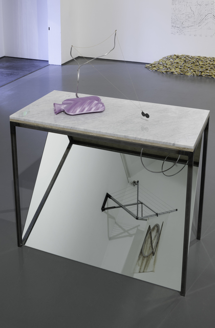 , 'Wiki Table,' 2012-2013, Galeria Plan B