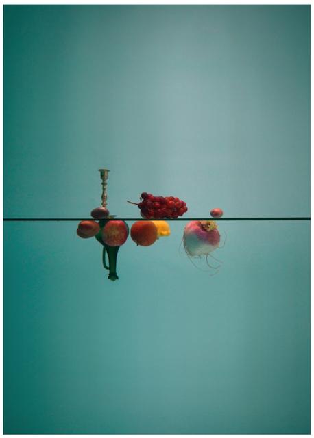 , 'A glass of fruit (uvas),' 2016, Kohn Gallery