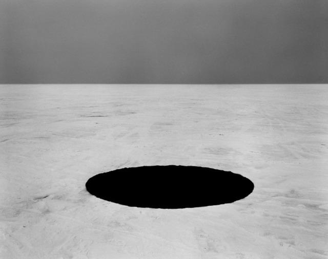 , 'The hole,' 2011, Wschód
