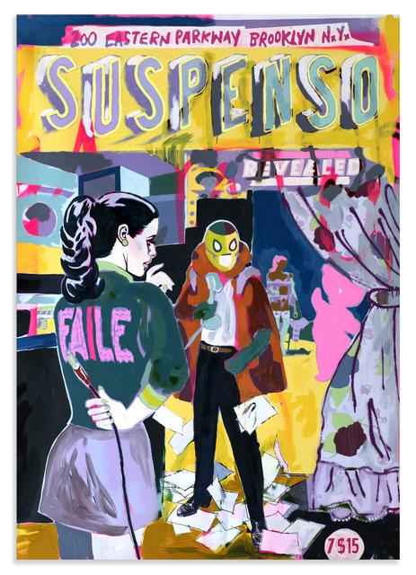 , 'Eastern Parkway,' 2016, Gordon Gallery