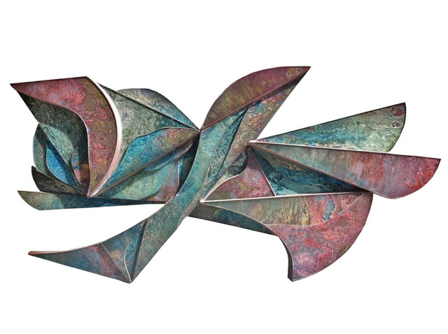 , 'ABSTRACT WALL SCULPTURE,' ca. 1970s, Gray Gallery