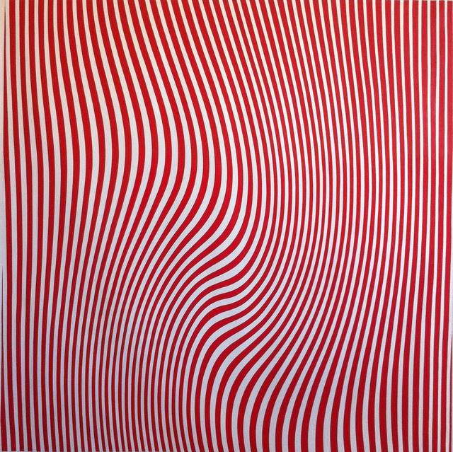 , 'Eso (rojo),' 2015, Vasari