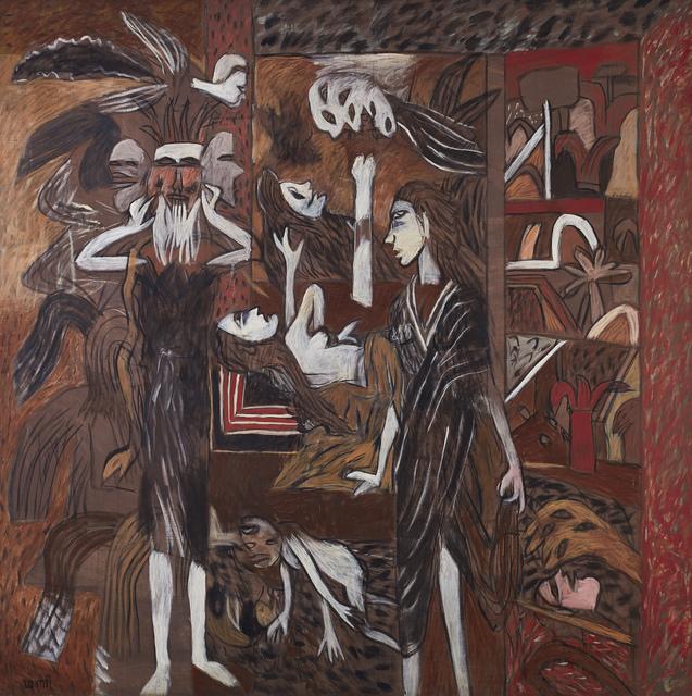 , 'The Visitor,' 1994, AkaraArt
