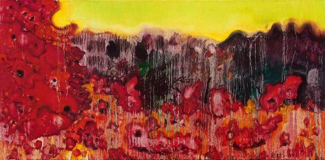 , 'Miaofeng Mountain,' 2012, Aye Gallery