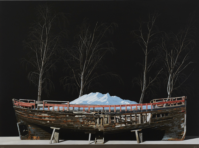 , 'Tangiwai,' 2014, Gow Langsford Gallery