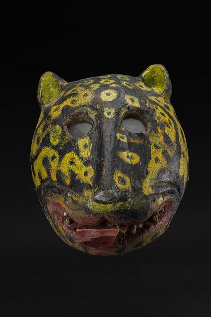 Unknown Artist, 'Guerrero, Costa Chica Tigre, Tecuane Dance', Mid 20th C., Cavin-Morris Gallery