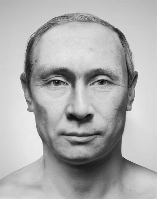 , 'Vladimir Poutine,' 2012, A2Z Art Gallery