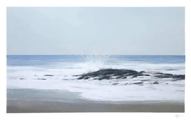 , 'Laguna Beach Study,' 2015, Gallery Henoch