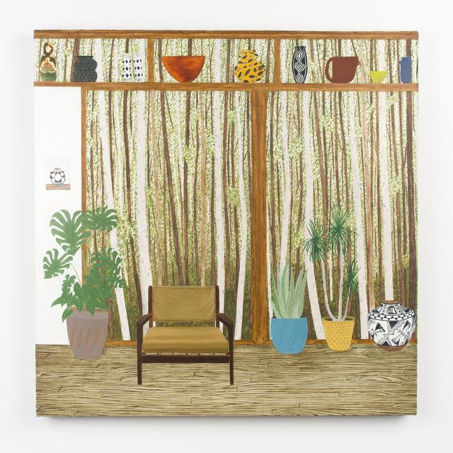 Becky Suss, 'Untitled (interior)', 2013, Fleisher/Ollman