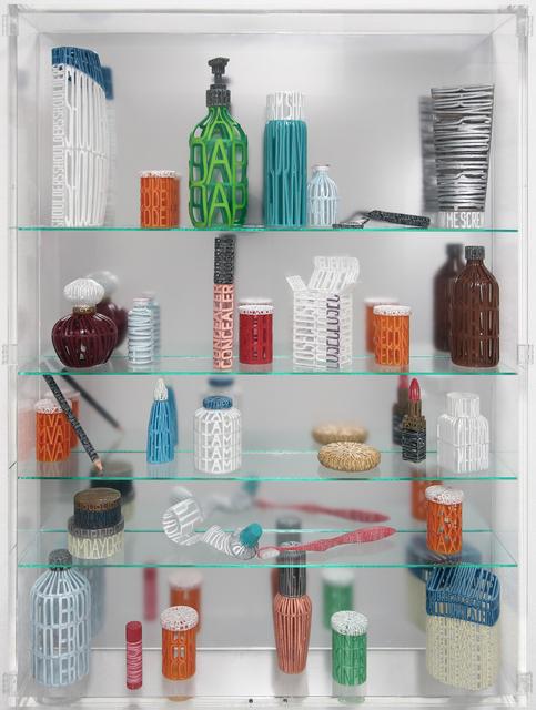 , 'Medicine Cabinet,' 2017, Bendana | Pinel