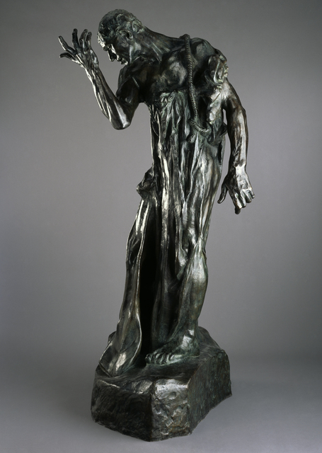 , 'Pierre de Wiessant, Monumental,' 1887, Brooklyn Museum