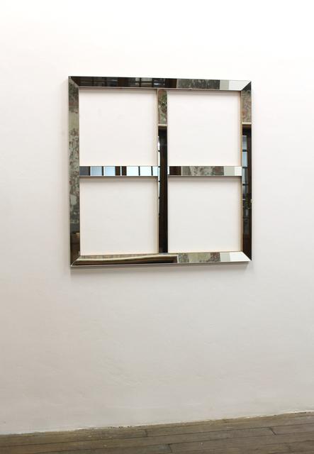 , 'Le stade du miroir (The mirror stage),' 1968, Galerie Hervé Bize