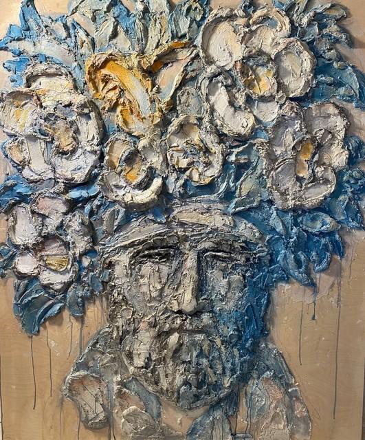 Sylvain Tremblay, 'The Roots', 2020, Mixed Media, Mixed Media on Canvas, Thompson Landry Gallery