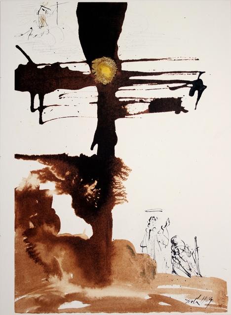Salvador Dalí, 'Come, Lord Jesus', 1964-1967, Studio Mariani Gallery