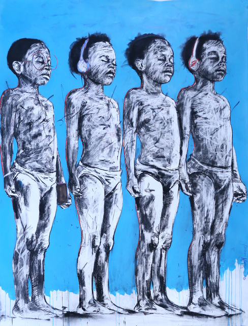 , 'So Devoted,' 2015, CIRCA Gallery
