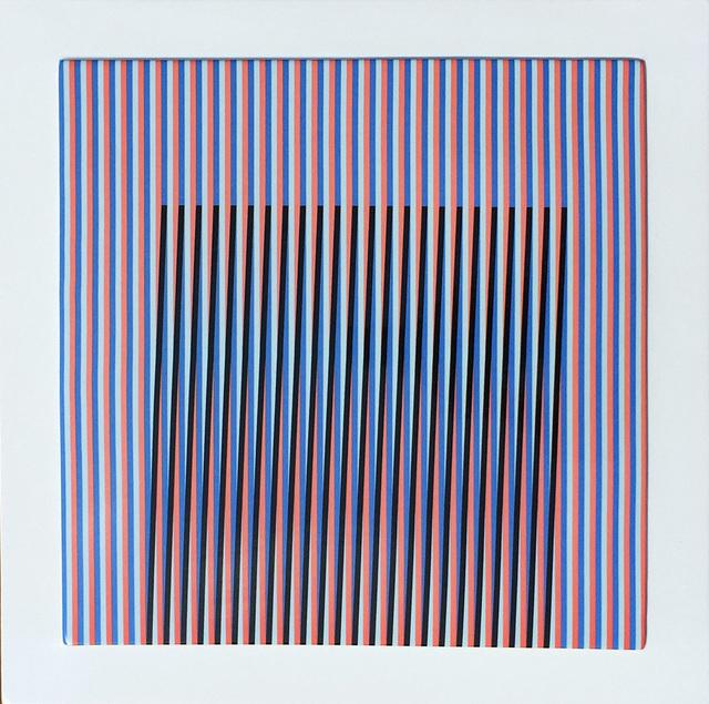 Carlos Cruz-Diez, 'Céramique # 5', 2008, Kunzt Gallery