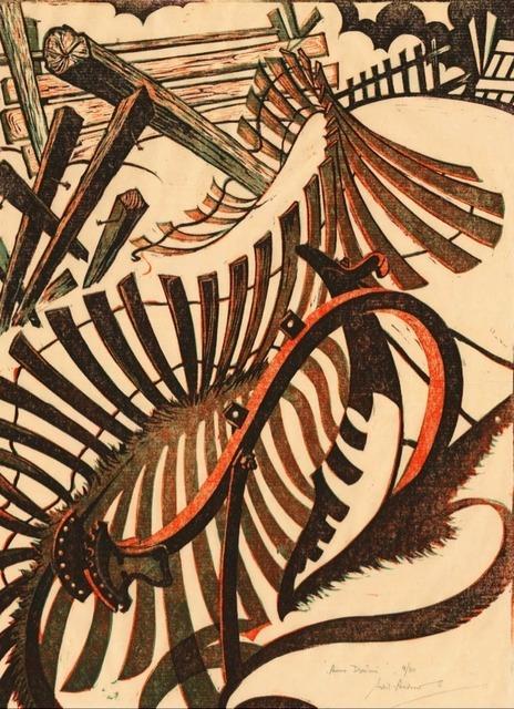 , 'Anno Domini,' 1970, Redfern Gallery Ltd.