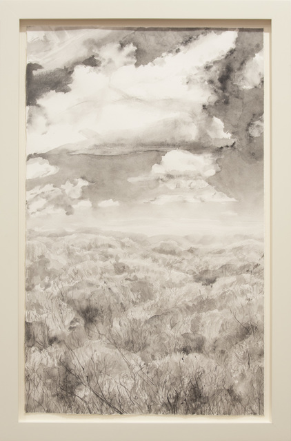 , 'Where Nothing Happens,' 2016, Jules Maeght Gallery
