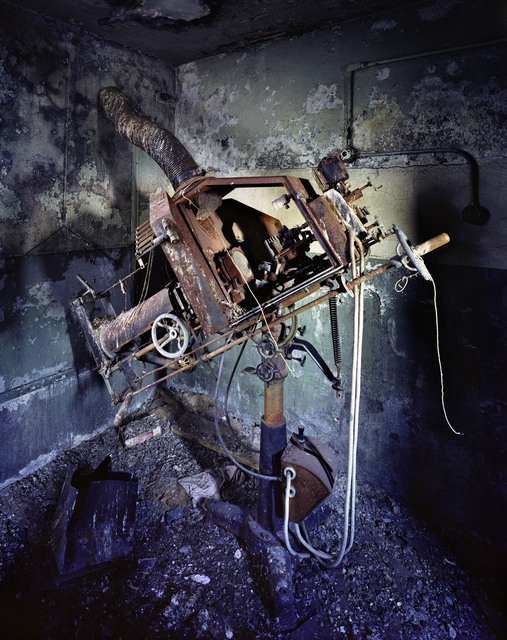 , 'Projector, Palace Theater, Bridgeport, USA, 2007,' , Polka Galerie