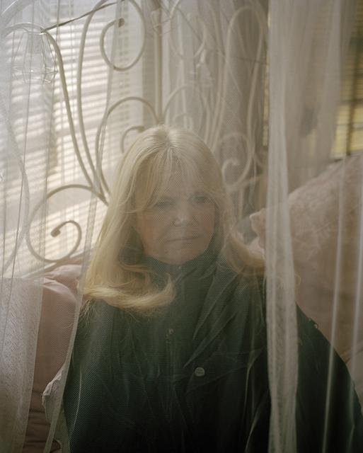 Kaitlin Maxwell, 'Grandma Candy, Veiled, Connecticut', 2018, Yancey Richardson Gallery