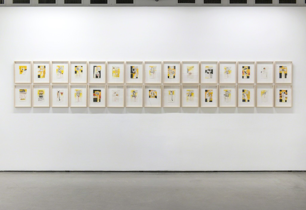 Installation view from Gordon Bennett: 'Be Polite', Contemporary Art Gallery, Vancouver, June 30 - September 24, 2017. Photography by SITE Photography