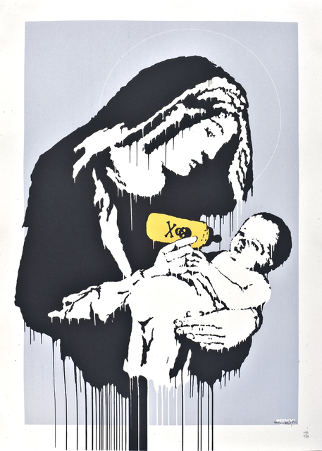 Banksy, 'Virgin Mary', 2003, Collectors Contemporary