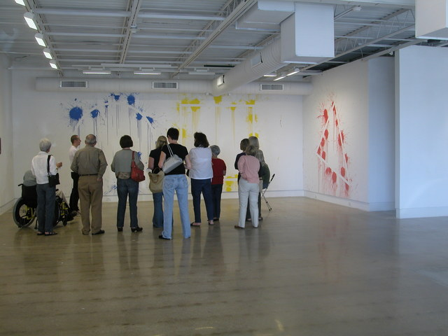 , 'Who's Afraid of Red, Yellow, Blue,' 2008, Fort Worth Contemporary Arts
