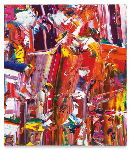 , 'Sunny Flow,' 2019, Miles McEnery Gallery