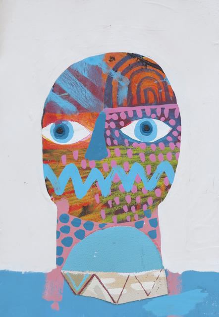 , 'Head 4 ,' 2018, Turner Barnes Gallery