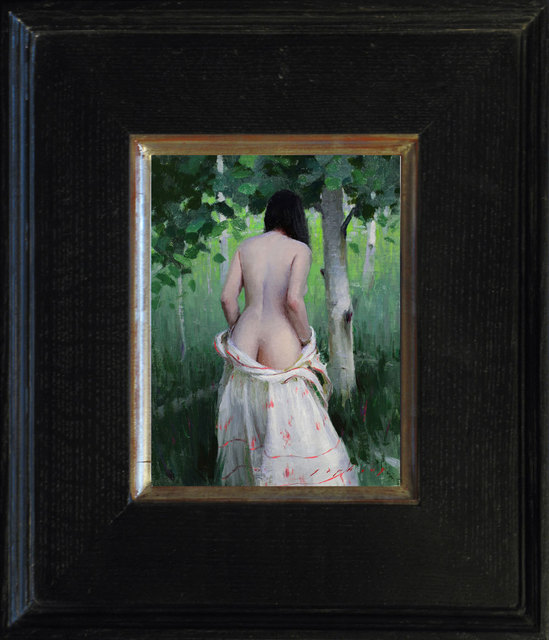 , 'Outdoor Nude,' 2017, ARCADIA CONTEMPORARY