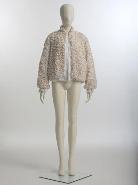 , 'Pearl Bomber Jacket,' , ART CAPSUL