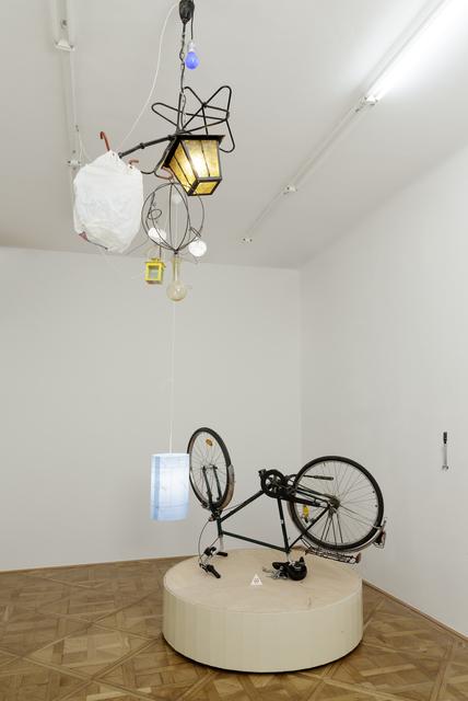 , 'Bismarck (Zeugs),' 2014, Galerie nächst St. Stephan Rosemarie Schwarzwälder