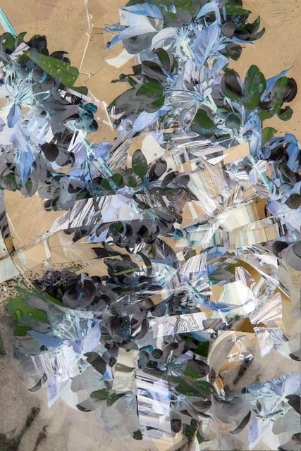 , 'Ice Ribbon,' 2018, Walker Fine Art
