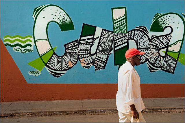 , 'Cuba 19,' 2016, Elisa Contemporary