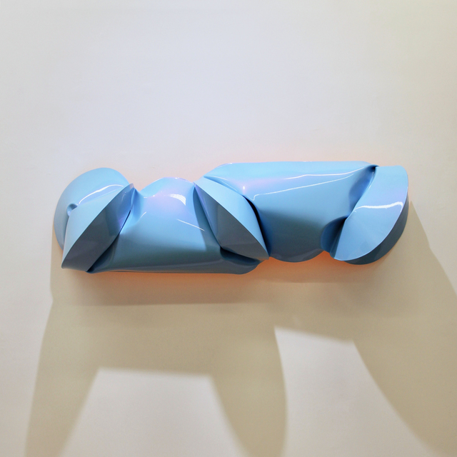 , 'Oh Baby Blue,' 2018, Galerie Richard