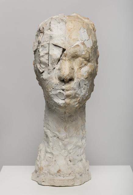 , 'Head,' 1975, New York Studio School