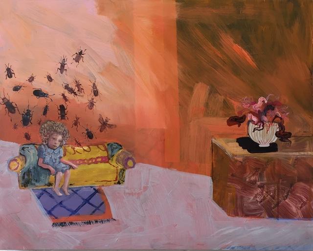 , 'A Little Stranger ,' 2016, Lawrence Alkin Gallery