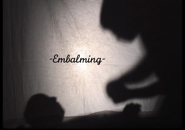 , 'Embalming,' , Space 776