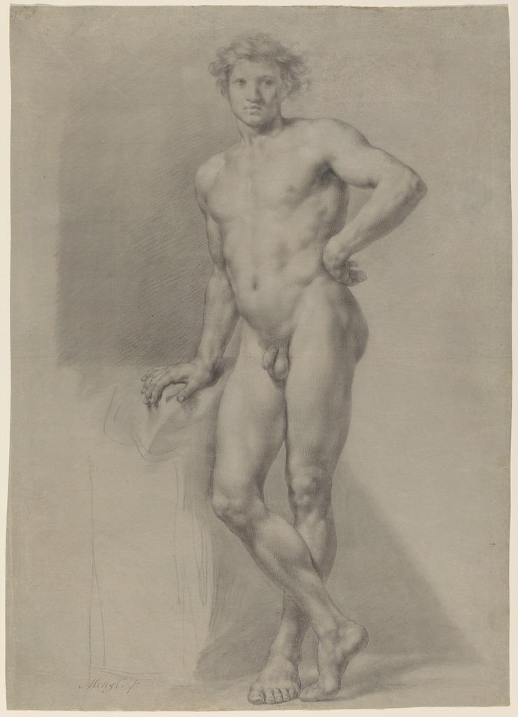 Study nude — img 11