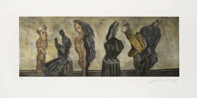 , 'Animales Impuros I,' 2000, Galería Nudo