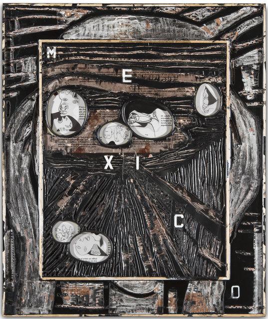 , 'El grito,' 2017, Lux Perpetua Art Centre