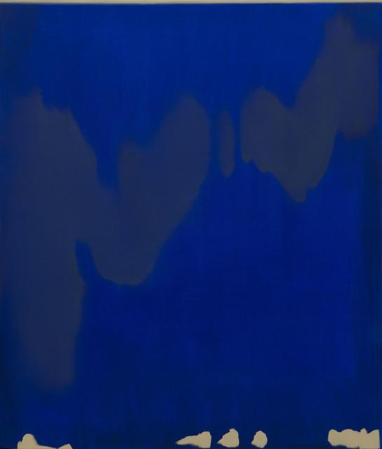 , 'Dark Blue,' 2019, GALLERY VACANCY