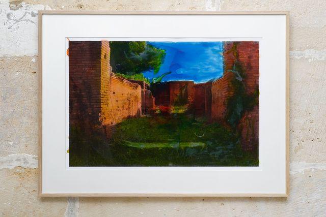 Anne and Patrick Poirier, 'Roma memoria mundi,  « Ostia antica »', 1988, Galerie Mitterrand