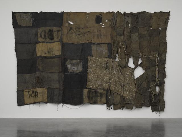 , 'TobaSL,' 2016, White Cube